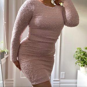 Jennifer Lopez Knit Scoop Dress 👚